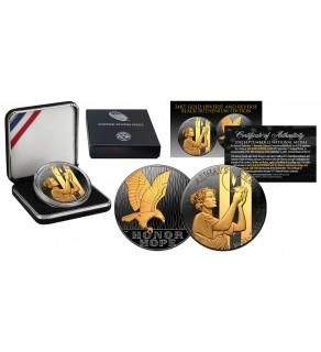 2011 September 11 National Medal 1oz Silver 9 11 Proof