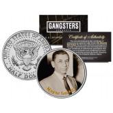 MEYER LANSKY Gangsters JFK Kennedy Half Dollar US Colorized Coin