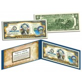 NEVADA $2 Statehood NV State Two-Dollar U.S. Bill - Genuine Legal Tender