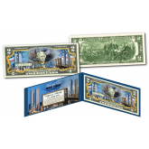 WORLD TRADE CENTER * THEN & NOW * 9/11 WTC  Official Genuine Legal Tender U.S. $2 Bill
