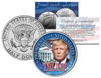 DONALD TRUMP PRESIDENT COIN