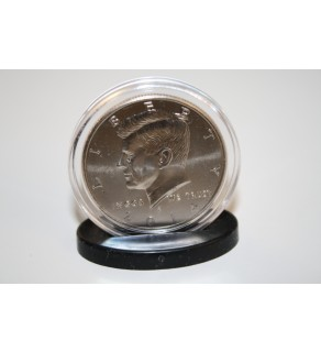 250 SINGLE COIN DISPLAY STANDS for Half Dollar or Quarter - EXCLUSIVE DESIGN