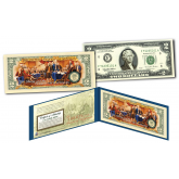 1776-2016 DECLARATION OF INDEPENDENCE * 240th ANNIVERSARY * Genuine Legal Tender U.S. $2 Bill - Life, Liberty, and the Pursuit of Happiness