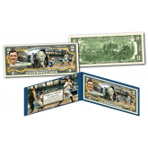 BABE RUTH Signature Series OFFICIAL Genuine Legal Tender U.S. $2 Bill