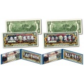 American Civil War CONFEDERATE & UNION GENERALS Genuine Legal Tender U.S. $2 Bill (SET OF 2)