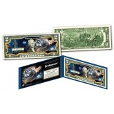 Space Shuttle ENDEAVOUR Missions Genuine Legal Tender U.S. $2 Bill NASA