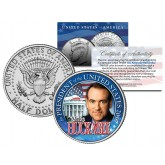 MIKE HUCKABEE FOR PRESIDENT 2016 Campaign Colorized JFK Kennedy Half Dollar U.S. Coin