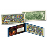 The Original HYPNOSIS * The Power of Money * Color Genuine Legal Tender U.S. $2 Bill
