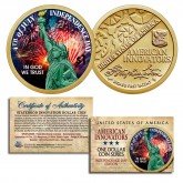 INDEPENDENCE DAY 4th of July 2018 1st Release American Innovation $1 Dollar Coin