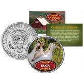 DUCK Collectible Farm Animals JFK Kennedy Half Dollar U.S. Colorized Coin