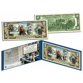 John F Kennedy - 50th ANNIVERSARY of ASSASSINATION - Legal Tender $2 Bill OSWALD