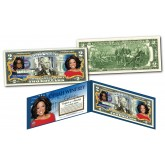 OPRAH WINFREY * For President 2020 * OFFICIAL Genuine Legal Tender U.S. $2 Bill