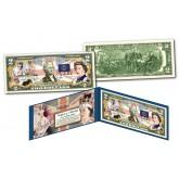The Coronation of QUEEN ELIZABETH II 65th Anniversary OFFICIAL Genuine Legal Tender U.S. $2 Bill