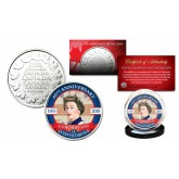 The Coronation of QUEEN ELIZABETH II 65th Anniversary RCM Royal Canadian Mint Medallion Coin