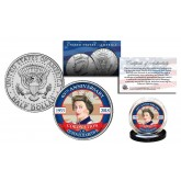 The Coronation of QUEEN ELIZABETH II 65th Anniversary Official JFK Kennedy Half Dollar U.S. Coin
