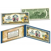 IOWA $2 Statehood IA State Two-Dollar U.S. Bill - Genuine Legal Tender