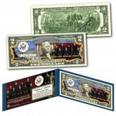 United States SUPREME COURT Genuine Legal Tender U.S. $2 Bill with Brett Kavanaugh