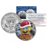 SPONGEBOB SQUAREPANTS 2013 Macy's THANKSGIVING DAY PARADE - Colorized 2014 JFK Kennedy Half Dollar U.S. Coin