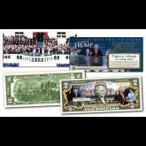 DONALD TRUMP 45th Presidential INAUGURATION January 20, 2017 Genuine Legal Tender U.S. $2 Bill